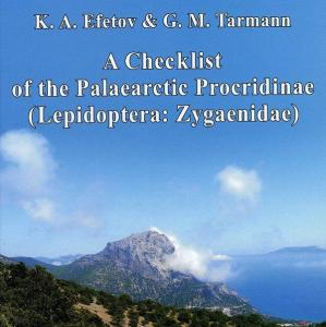 A checklist of the Palaearctic Procridinae (Lepidoptera: Zygaenidae)